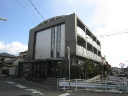 神戸市灘区篠原本町の賃貸物件外観写真