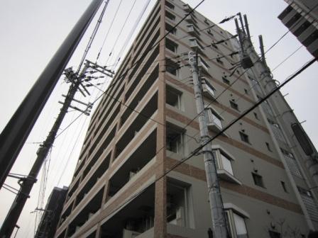 神戸市兵庫区駅南通の賃貸物件外観写真