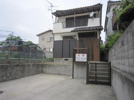 神戸市垂水区塩屋町の賃貸物件外観写真