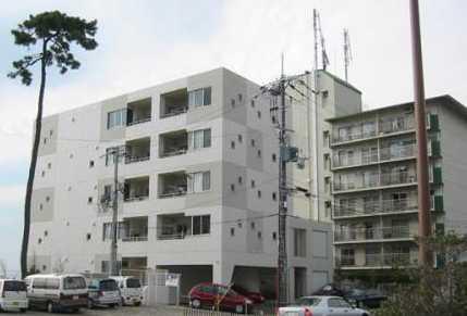 神戸市垂水区東舞子町の賃貸物件外観写真