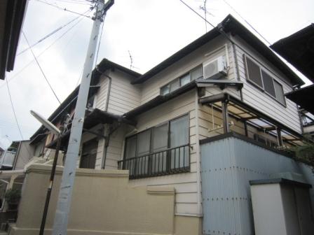 神戸市灘区畑原通の賃貸物件外観写真