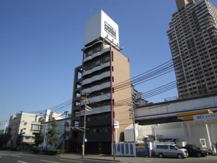 神戸市灘区岩屋南町の賃貸物件外観写真