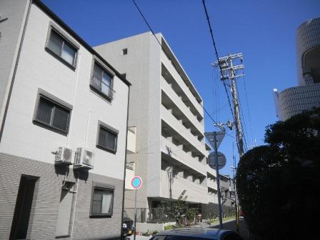 神戸市灘区記田町の賃貸物件外観写真