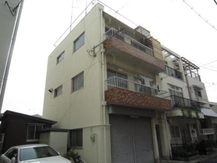 神戸市灘区下河原通の賃貸物件外観写真