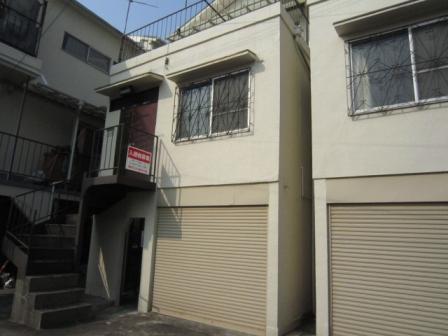 神戸市灘区篠原北町の賃貸物件外観写真