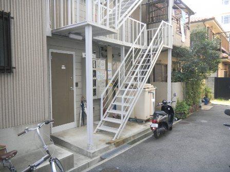 神戸市灘区神ノ木通の賃貸物件外観写真