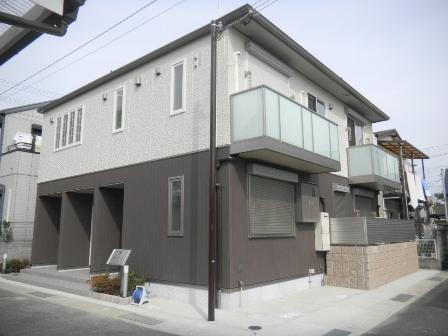 神戸市長田区五番町の賃貸物件外観写真