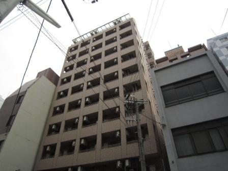 神戸市中央区古湊通の賃貸物件外観写真