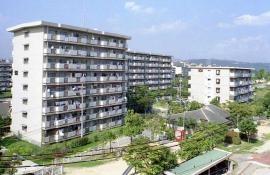 神戸市須磨区南落合の賃貸物件外観写真