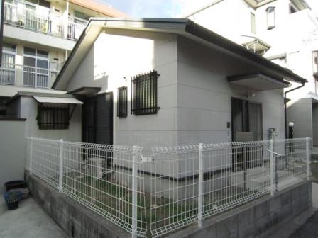 神戸市東灘区住吉南町の賃貸物件外観写真