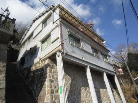 神戸市中央区中尾町の賃貸物件外観写真