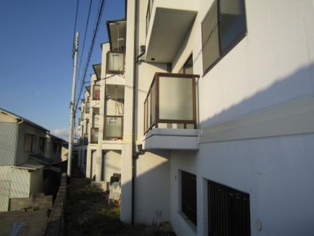 神戸市垂水区東垂水の賃貸物件外観写真