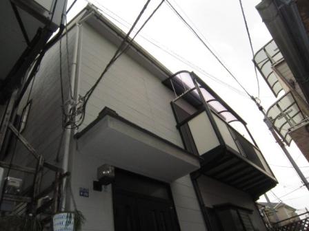 神戸市東灘区深江南町の賃貸物件外観写真