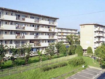 神戸市垂水区多聞台の賃貸物件外観写真