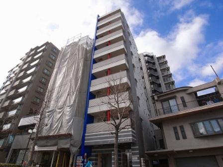 神戸市灘区王子町の賃貸物件外観写真