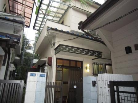 神戸市垂水区星が丘の賃貸物件外観写真