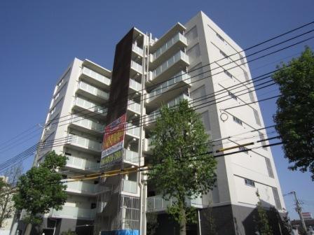 神戸市灘区琵琶町の賃貸物件外観写真