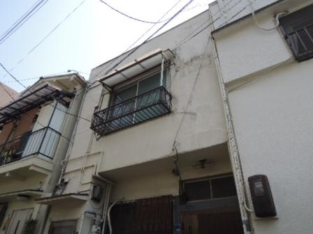 神戸市中央区琴ノ緒町の賃貸物件外観写真