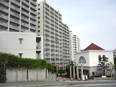 神戸市垂水区松風台の賃貸物件外観写真