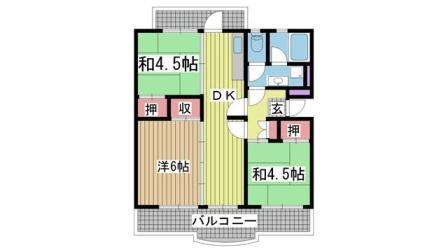 神戸市須磨区東落合の賃貸物件その他写真