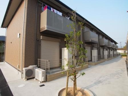 神戸市北区山田町下谷上の賃貸物件外観写真