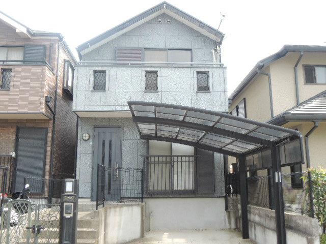神戸市垂水区神陵台の賃貸物件外観写真