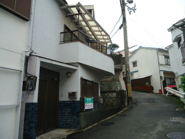 神戸市垂水区山手の賃貸物件外観写真