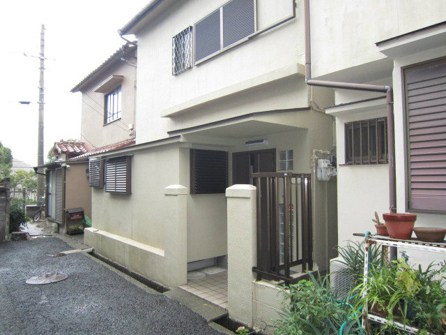 神戸市垂水区五色山の賃貸物件外観写真