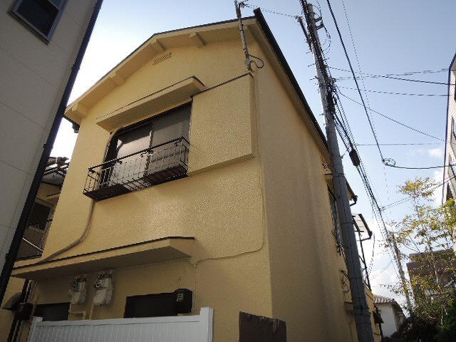 神戸市中央区上筒井通の賃貸物件外観写真