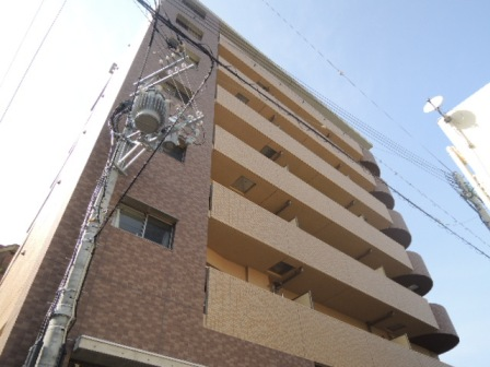 神戸市東灘区甲南町の賃貸物件外観写真