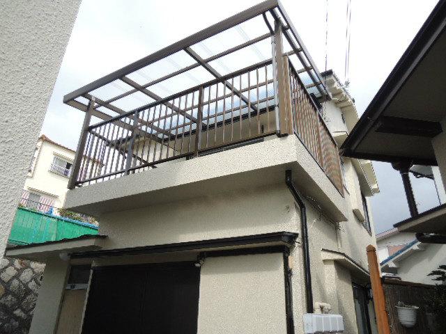 神戸市垂水区千鳥が丘の賃貸物件外観写真