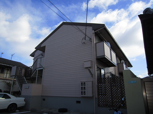 神戸市北区鈴蘭台北町の賃貸物件外観写真