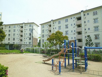 神戸市北区北五葉の賃貸物件外観写真