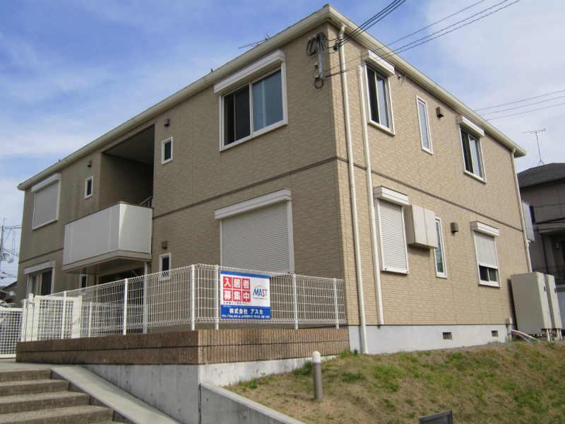 神戸市北区藤原台南町の賃貸物件外観写真