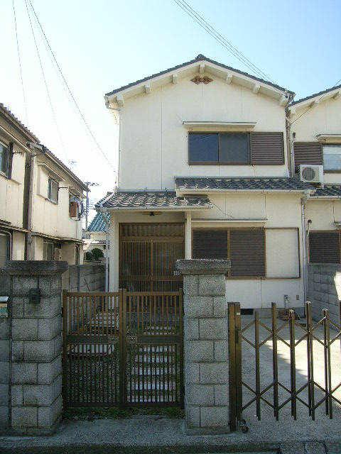 神戸市垂水区西舞子の賃貸物件外観写真