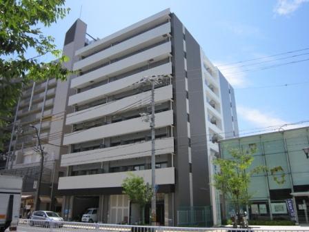 神戸市長田区水笠通の賃貸物件外観写真