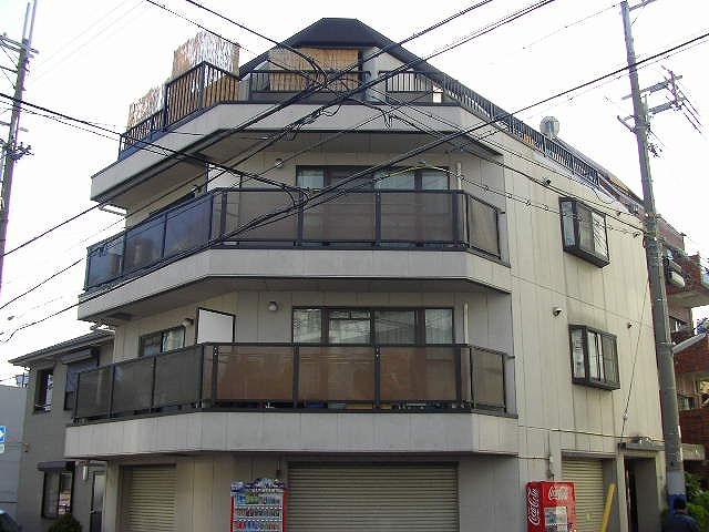 神戸市中央区神若通の賃貸物件外観写真