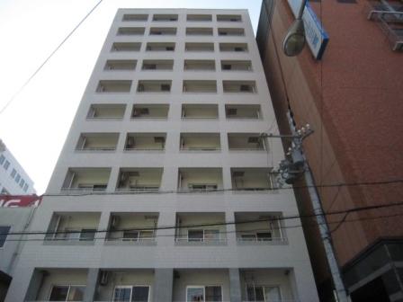 神戸市中央区旭通の賃貸物件外観写真