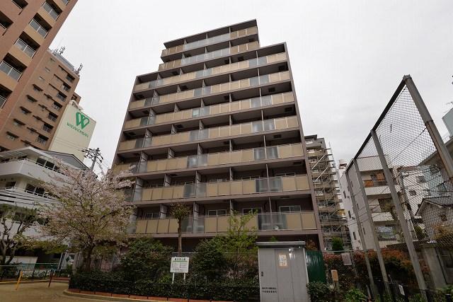 神戸市中央区脇浜町の賃貸物件外観写真