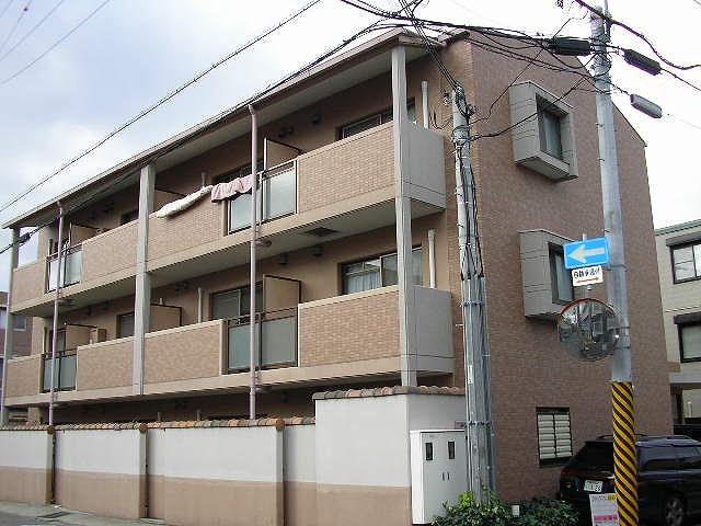 神戸市兵庫区下祇園町の賃貸物件外観写真