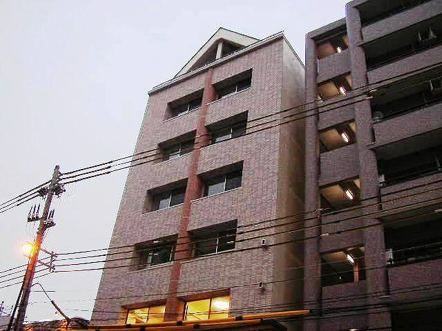 神戸市灘区友田町の賃貸物件外観写真