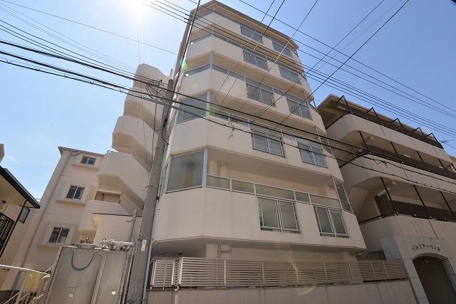 神戸市灘区弓木町の賃貸物件外観写真