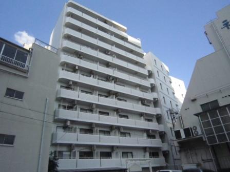 神戸市中央区栄町通の賃貸物件外観写真