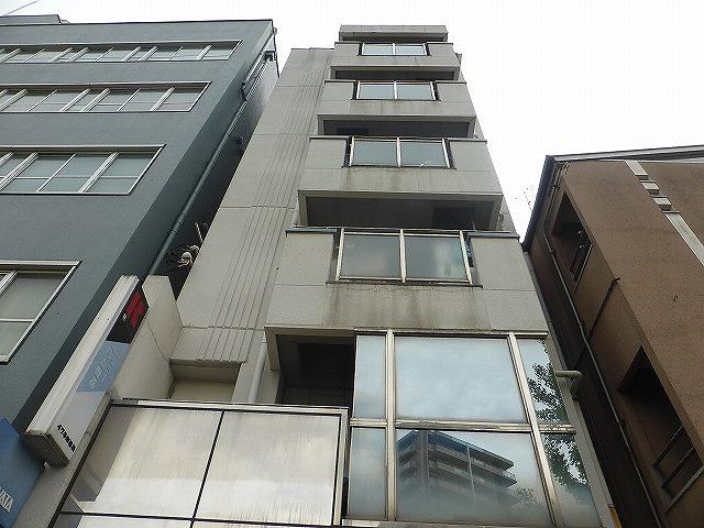 神戸市中央区楠町の賃貸物件外観写真