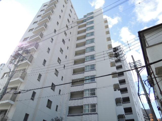 神戸市中央区雲井通の賃貸物件外観写真
