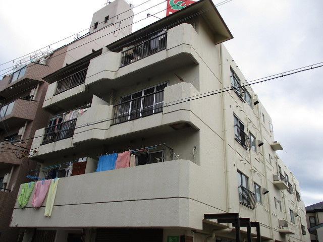 神戸市須磨区若宮町の賃貸物件外観写真