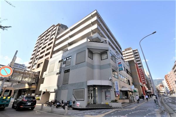 神戸市灘区桜口町の賃貸物件外観写真