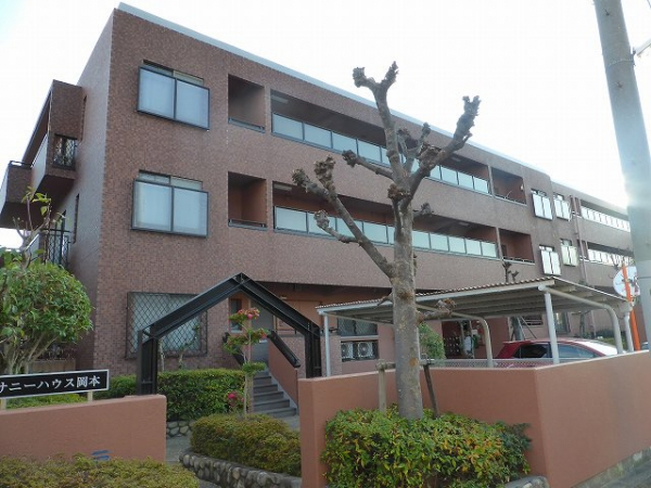 神戸市東灘区岡本の賃貸物件外観写真