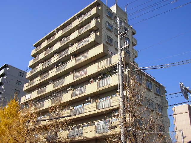 神戸市中央区国香通の賃貸物件外観写真
